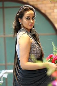 Ameeksha Pawar at Swaroopa Reddy Boutique Launch