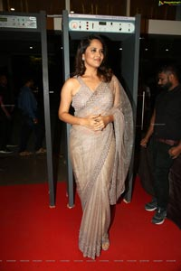 Anasuya Bharadwaj at Sakshi Excellence Awards 2018