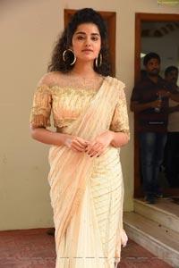 Anupama Parameswaran at Rakshasudu Press Meet