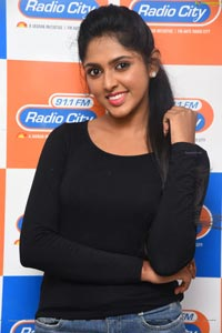 Charishma Shreekar HD Photos at Radio City