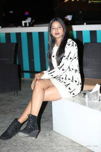 Debbie at Designer Bhanu Shashank Birthday Party