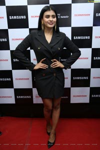 Hebah Patel@ Samsung Galaxy Note 10 Launch