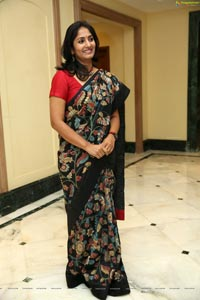 Jhansi at 'I AM A SURVIVOR' Book Launch