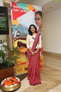 Jhansi at National Handloom Day 2019