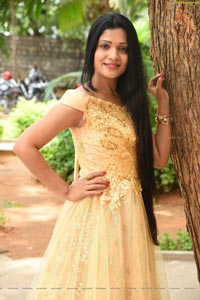 Kkaatyayani Sharma at Trap Movie Audio Launch