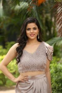 Kriti Garg at Rahu Movie Teaser Launch