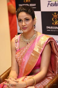 Lavanya Tripathi at Swaroopa Reddy Boutique Launch