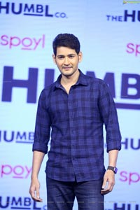 Mahesh Babu at The Humbl Co. Launch