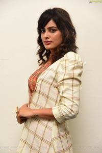 Nandita Swetha at Light House Cine Magic Prod. Movie Launch