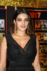 Nidhhi Agerwal at Sakshi Excellence Awards 2018