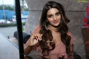 Nidhhi Agerwal at The Chocolate Room
