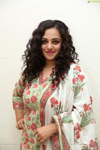 Nithya Menon at The Four Sacred Secrets Book Launch