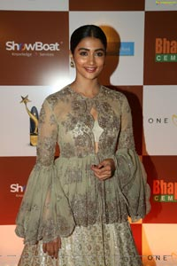 Pooja Hegde at Sakshi Excellence Awards 2018