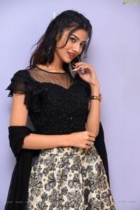 Pooja Solanki at Edaina Jaragochu Pre-Release Event