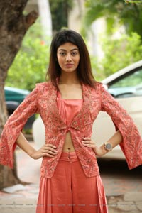 Pooja Solanki at Edaina Jaragochu Trailer Launch