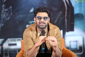 Prabhas at Saaho Movie Audio Launch