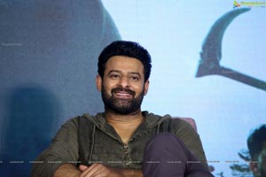 Prabhas at Saaho Movie Press Meet