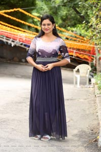 Ramya at Light House Cine Magic Prod. No 2 Muhurat