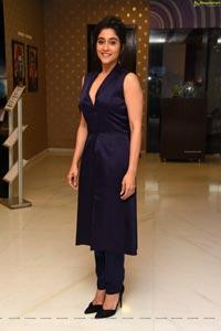 Regina Cassandra at Evaru Pre-Release Event