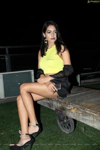 Richa Singh at Designer Bhanu Shashank Birthday Party