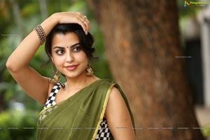 Sasha Singh at Edaina Jaragochu Trailer Launch