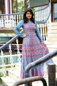 Shalini Modani at National Silk Expo Launch