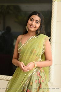 Shivathmika Rajashekar at Sutraa Exhibition