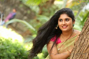 Sonia Chowdary at Trap Audio Launch