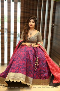 Srijita Ghosh at Neeru's New Collection Launch