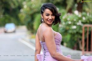 Tejaswi Madivada at BeautyLand