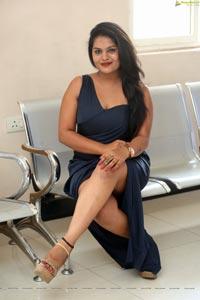 Tripura Nimmagadda at Trap Audio Launch