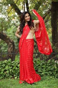 Sahithi Jadi Exclusive Photo Shoot