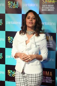 Anasuya Bharadwaj at SIIMA 2019