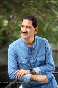 Bheemaneni Srinivasa Rao at Kousalya Krishnamurthy Interview