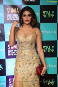 Nidhhi Agerwal at SIIMA 2019