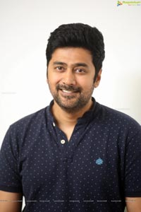 Rahul Ravindran at Manmadhudu 2 Interview