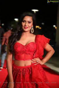 Sunaina at SIIMA 2019