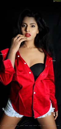 Manisha Pillai Latest Photoshoot Images