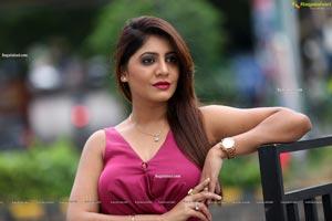 Sejal Mandavia at Purples Makeup Studio Launch