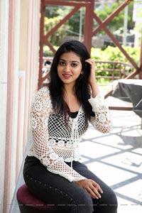 Vakshika Latha at Creamy Tub Ice Creams Launch