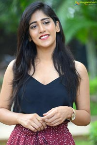 Chandini Chowdary at Color Photo Press Meet