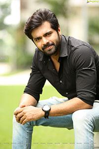 Adith Arun Stills at Dear Megha Movie Interview