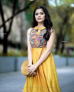 Amritha Aiyer Latest Photoshoot Stills
