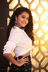 Anupama Parameswaran at Rowdy Boys First Look Launch