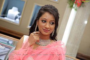 Chaithanya Priya Showcases Malbar Gold & Diamonds