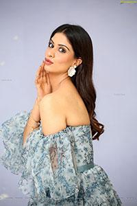 Actress Chandni Bhatija at Batch Movie Trailer Launch