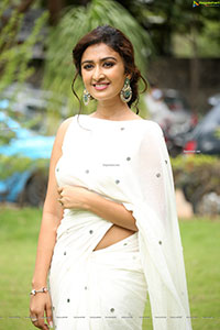 Farnaz Shetty at Induvadana Teaser Launch