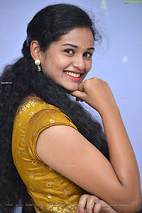 Geethika at Batch Movie Trailer Launch