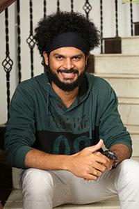 Director Hasith Goli at Raja Raja Chora Interview