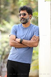 Producer Kiran Talasila Latest HD Photo Gallery